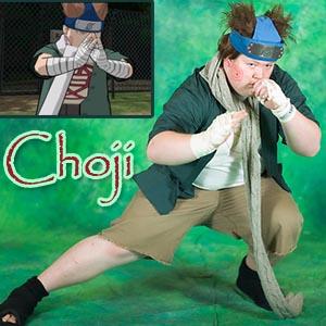 Choji Cosplay