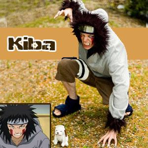 Kiba Cosplay