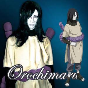 Orochimaru Cosplay